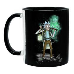 Rick and Morty - Ghost Morty - Tasse Bild 2