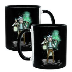 Rick and Morty - Ghost Morty - Tasse Bild 3