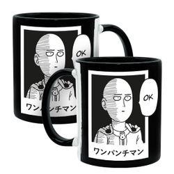 One Punch Man - OK Saitama - Tasse Bild 3