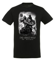 Sekiro - One-Armed Wolf - T-Shirt
