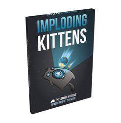 Exploding Kittens - Imploding Kittens - Erweiterung Deutsch