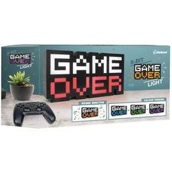 Game Over - 8-Bit - Tischlampe