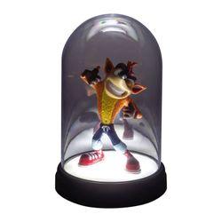Crash Bandicoot - Crash Kuppel - Tischlampe Bild 2
