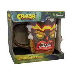 Crash Bandicoot - Uka Uka - Tasse Bild 3
