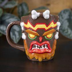 Crash Bandicoot - Uka Uka - Tasse Bild 2