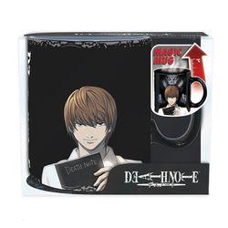 Death Note - Kira & L - XXL-Farbwechseltasse Bild 4