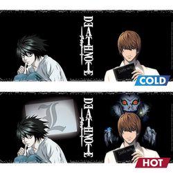 Death Note - Kira & L - XXL-Farbwechseltasse Bild 3