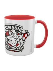 Crash Bandicoot - Since 1996 - Tasse Bild 3
