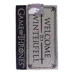 Game of Thrones - Welcome to Winterfell - Fußmatte Bild 2
