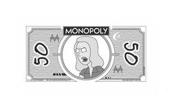 Rick and Morty - Monopoly - Brettspiel - Deutsch Bild 7