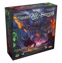 Sword & Sorcery - BUNDLE - Grundspiel + Portal der Macht - Deutsch Bild 3