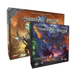 Sword & Sorcery - BUNDLE - Grundspiel + Portal der Macht - Deutsch