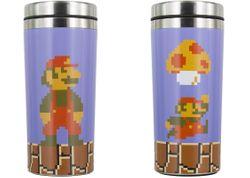Nintendo - Super Mario Bros. - Thermobecher