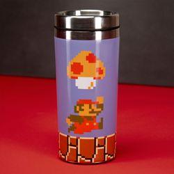 Nintendo - Super Mario Bros. - Thermobecher Bild 5