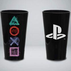 Playstation - Buttons - Trinkglas Bild 2