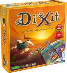 Dixit BUNDLE - Grundspiel + 10th Anniversary  - Deutsch Bild 2