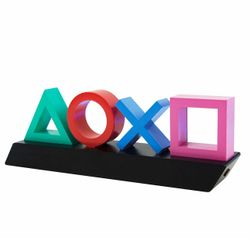 PlayStation – Buttons – Tischlampe