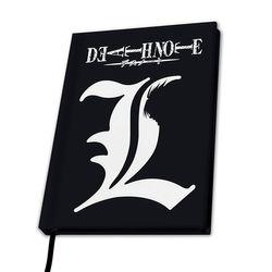 Death Note - L - Notizbuch