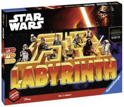Star Wars - Das verrückte Labyrinth - Limited Edition - Deutsche Version