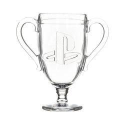 Playstation - Trophäe - Trinkglas Bild 2