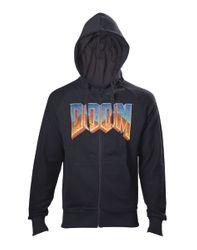 Doom - Classic Logo – Zipper