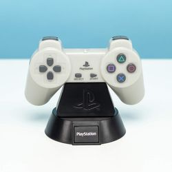 PlayStation – PS1 Controller – Tischlampe Bild 3
