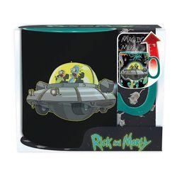 Rick and Morty - UFO - XXL-Farbwechseltasse Bild 3