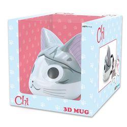 Kleine Katze Chi - Kopf - Tasse Bild 4