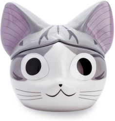 Kleine Katze Chi - Kopf - Tasse Bild 2