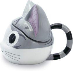 Kleine Katze Chi - Kopf - Tasse Bild 3