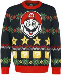 Super Mario - Merry Christmas - X-mas - Sweater