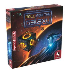 Roll for the Galaxy - Grundspiel - Brettspiel | Deutsch Bild 2