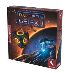 Roll for the Galaxy - Grundspiel - Brettspiel | Deutsch