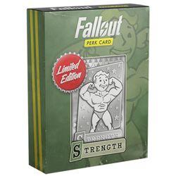 Fallout - Stärke - Sammelkarte - Limited Edition Bild 2