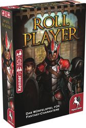 Roll Player - Grundspiel - Kartenspiel