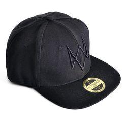 Watch Dogs 2 - Black Logo Cap - Mütze