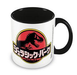 Jurassic Park - Japan Logo - Tasse