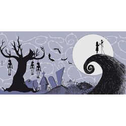 The Nightmare before Christmas - Jack und Sally - Tasse Bild 4