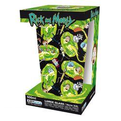 Rick and Morty - Portal - XXL-Trinkglas Bild 3