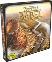 7 Wonders Babel ist der Ableger des Klassikers diesmal für 2 - 7 Spieler. Es spielt sich schnell aber nicht weniger spannend als das Hauptspiel und ist super als Reisespiel und für zwischendurch geeignet.