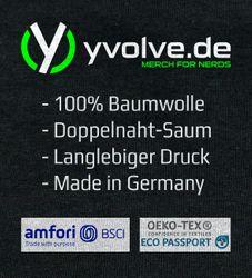yvolve - I am complete - T-Shirt Bild 4