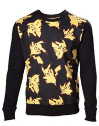 Pikachu All Over Sweater von Pokémon.