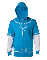 The Legend of Zelda - Links Breath of the Wild - Hoodie Bild 1