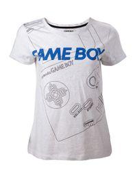 Nintendo Gameboy Girl T-Shirt.