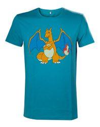 Pokemon Charizard T-Shirt.