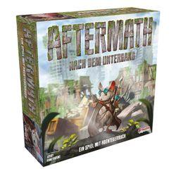 Aftermath - Grundspiel - Brettspiel Deutsch