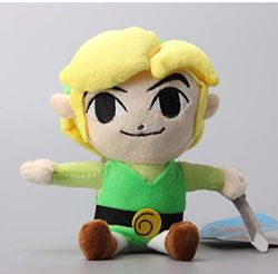The Legend of Zelda - Link - Kuscheltier Bild 3