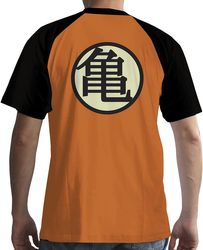 Dragon Ball - Kame Symbol - T-Shirt Bild 2