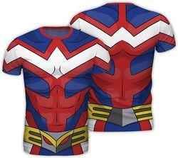 My Hero Academia - All Might Cosplay - T-Shirt