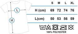 My Hero Academia - All Might Cosplay - T-Shirt Bild 4
